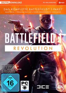 Verpackung von Battlefield 1 - Revolution Edition [PC]