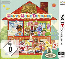 Verpackung von Animal Crossing Happy Home Designer [3DS]