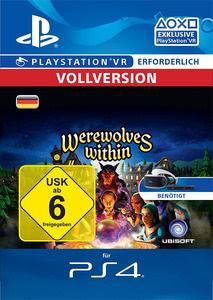 Verpackung von Werewolves Within - deutsches PSN-Konto [PS4]