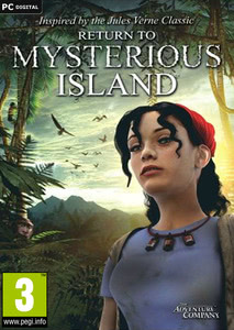 Packaging of Return to Mysterious Island 1 [PC]