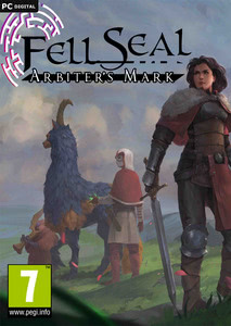 Packaging of Fell Seal: Arbiter's Mark [PC]