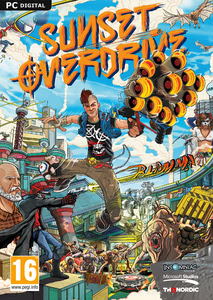 Packaging of Sunset Overdrive [PC]