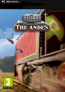 Packaging of Railway Empire Crossing the Andes [PC / Mac]