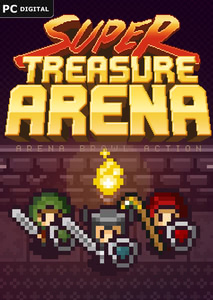 Packaging of Super Treasure Arena Early Access [PC]