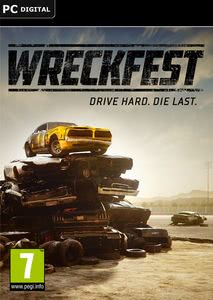 Packaging of Wreckfest [PC]