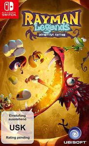 Verpackung von Rayman Legends Definitive Edition [Switch]
