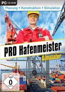 Verpackung von Pro Hafenmeister Simulator [PC]