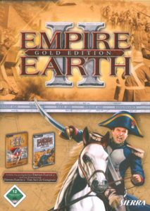 Verpackung von Empire Earth II: Gold Edition [PC]