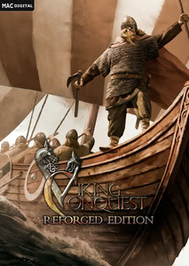 Packaging of Mount & Blade: Warband Viking Conquest Reforged Edition [Mac]