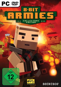 Verpackung von 8 Bit Armies Collector's Edition [PC]
