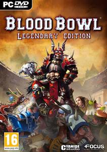 Verpackung von Blood Bowl Legendary Edition [PC]