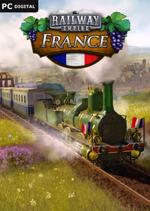 Packaging of Railway Empire France [PC]