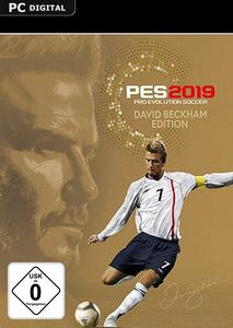 Verpackung von Pro Evolution Soccer 2019 David Beckham Edition [PC]