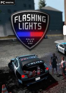 Verpackung von Flashing Lights [PC]