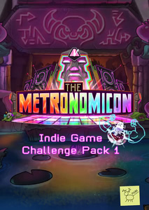 Packaging of The Metronomicon IndieGame Challenge Pack 1 [Mac]