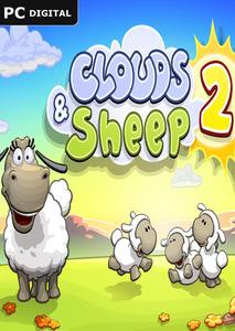Verpackung von Clouds & Sheep 2 [PC / Mac]