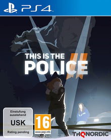 Verpackung von This is the Police 2 [PS4]