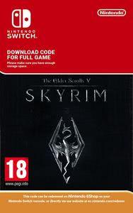 Packaging of Elder Scrolls 5: Skyrim [Switch]
