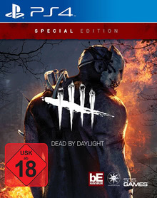 Verpackung von Dead By Daylight Special Edition [PS4]