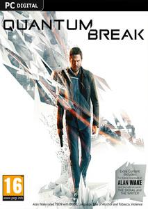 Packaging of Quantum Break [PC]