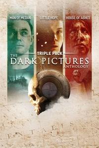 Verpackung von The Dark Pictures: Triple Pack [PC]