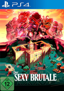Verpackung von The Sexy Brutale: Full House Edition [PS4]
