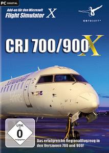 Verpackung von FSX CRJ 700/900 X CRJ 700/900 X [PC]