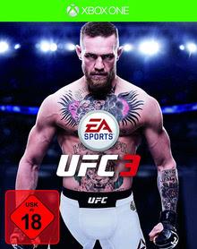 Verpackung von EA SPORTS UFC 3 [Xbox One]