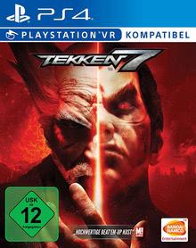 Verpackung von Tekken 7 [PS4]