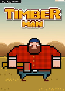 Packaging of Timberman [PC / Mac]