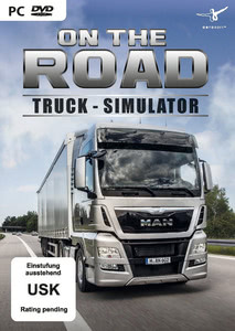 truck simulator on the road truck lkw simulator pc. Black Bedroom Furniture Sets. Home Design Ideas