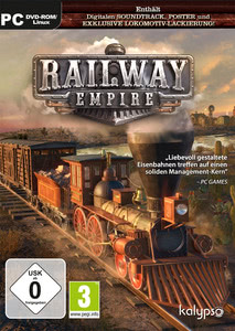 Verpackung von Railway Empire [PC]