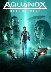 Verpackung von Aquanox Deep Descent [PC]