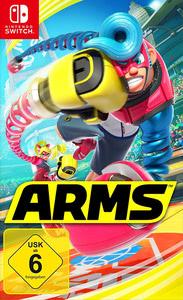 Verpackung von Arms [Switch]