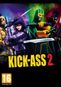 Packaging of Kick-Ass 2 [PC]