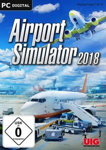 Verpackung von Airport Simulator [PC]