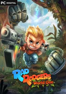 Verpackung von Rad Rodgers: World One [PC]