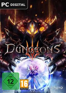 Verpackung von Dungeons 3 [PC / Mac]