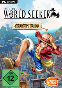 Verpackung von ONE PIECE: World Seeker - Episode Pass [PC]