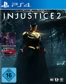 Verpackung von Injustice 2 [PS4]