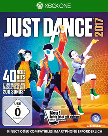 Verpackung von Just Dance 2017 [Xbox One]