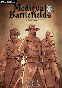 Packaging of Medieval Battlefields - Black Edition [Mac]