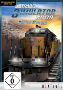 Verpackung von Trainz Simulator 2009: World Builder Edition [PC]