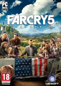 Packaging of Far Cry 5 [PC]