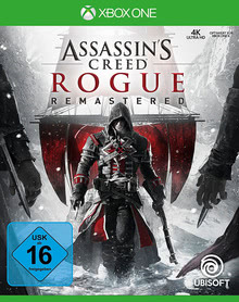 Verpackung von Assassin's Creed Rogue Remastered [Xbox One]