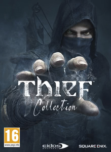Packaging of Thief Collection [PC]