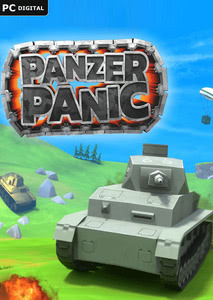 Packaging of Panzer Panic VR [PC]