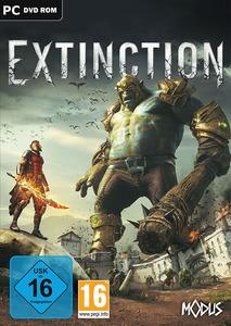 Verpackung von Extinction [PC]