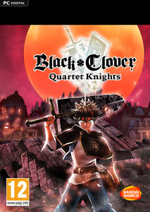 Packaging of Black Clover: Quartet Knights [PC]