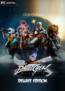 Packaging of BATTLECREW Space Pirates Deluxe [PC]
